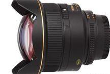 Nikon Lenses / Pictures of Nikon Lenses / by The-Digital-Picture.com