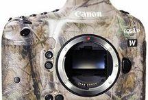 Canon DSLR Cameras / Canon  DSLR Cameras / by The-Digital-Picture.com