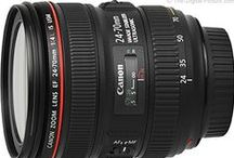 TOP 6 Canon Full Frame General Purpose Zoom Lenses: Bryan Carnathans Recommendations / TOP 6  Full Frame General Purpose Zoom Lenses / by The-Digital-Picture.com