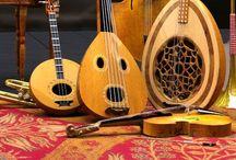 Stringed Instruments / by Kelly-Jo Greenwood