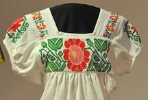 """Fashion of Mexico (formerly Fabrics & Fashions of Mexico) / Also see my new separate board titled """"Fabrics of Mexico"""" / by Ellen Callahan"""