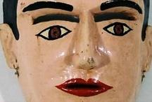 Masks - Mexican / by Ellen Callahan