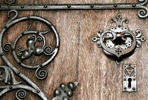 Keys, Locks, Handles, Knobs & Knockers / by Debbie Barr
