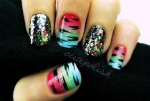 Miscellaneous Nail Art / by Ashley Godbey-Luttrell