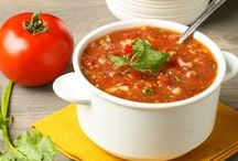 Gazpacho / Gazpacho Soup / by Ellen Callahan