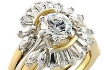 Bridal Wedding Ring Sets / by The Knot Jewelry