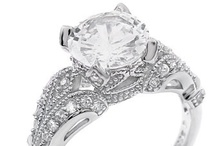 Engagement Rings / by The Knot Jewelry