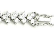 Tennis Bracelets / by The Knot Jewelry