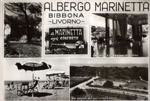 Historic photos / Foto storiche / by Hotel Marinetta