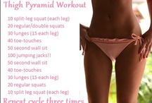 I Workout / A collection of at-home exercises.  You can do everywhere.  NO EXCUSES!  / by Haute P1nk