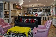 Decor dope / Rooms with designed chaos. / by Ace