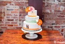 Wedding cakes / The Big Day / by Emma Derbyshire