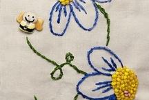 embroidery / by caroline thom