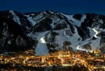 Aspen, Colorado--not just a tiny ski town / Growing up in the beautiful city of Aspen has changed my life forever. So many wonderful memories of skiing all four mountains during the winter, jumping off of Punch Bowl during the summer, and spending time with friends. This place is definitely a bubble, but it is the most amazing, exquisite, quaint, perfect bubble you could ever choose to live in.  / by Tateh Hopper