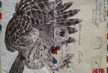 illustrated nature / by Giardinoblu Jewellery Milan