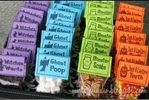Holiday ~ Halloween / Halloween ideas ! / by Michelle Suleman
