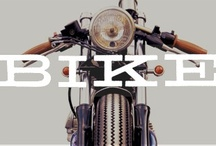 MOTORCYCLES / by Carl Sullivan