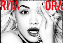 Rita Ora Discography / The official single and album artwork for Rita Ora. / by Music Through The Years