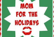 Mom for the Holidays / Mom for the Holidays: Stories of Love, Laughter, and Tantrums at Christmas and Hanukkah! Join us! http://momfortheholidays.com / by Lisa Nolan