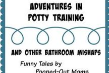 Adventures in Potty Training / Adventures in Potty Training and Other Bathroom Mishaps: Funny Tales by Pooped Out Moms! Join us! http://adventuresinpottytraining.com / by Lisa Nolan
