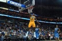 "Al-Farouq Aminu / New Orleans Pelicans Starting Small Forward Al-Farouq ""Cheif"" Aminu. / by Bourbon Street Shots"