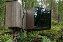 ARC03. villas, houses, cabins & huts / by Antoine Hertenberger