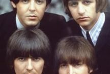 The Beatles / The Fab Four... / by Julie Carter