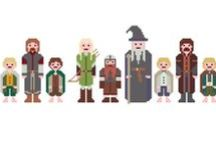 LOTR / Hobbit / by maddy brown