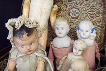 Dolls / by Gail Blair