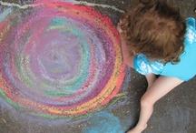 Preschool creativity / by Kirstine Beeley