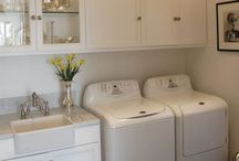 Laundry Love / Everything related to laundry room, organization, planning and execution. / by Joyce Kearns