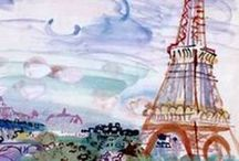 Raoul Dufy / by Lucy Benois