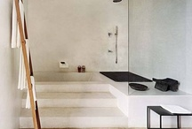 Bathrooms - Baños - Bains / Modern and stylish bathrooms with simple lines. / by Sequoia Living