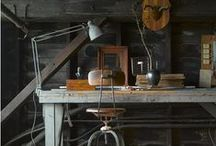 Work space / by Less-Ordinary Designer