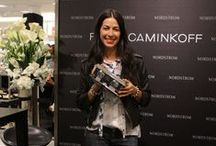 REBECCA MINKOFF / Board documenting our partnership with Rebecca Minkoff / by Stellé Audio