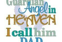 I love/miss my Dad / by Carol Meach