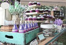 Decora tu fiesta con estilo / Mesas dulces / by Allegra Sweet Party