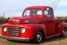 Old trucks are the best ....... / by Sandra Block