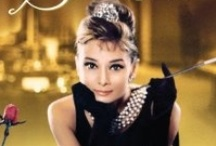 Audrey..elegance era of time gone by / by Sherria Douglass-Fitzpatrick