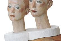 Esculturas e instalaciones / by Adela Gato Díaz