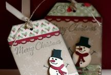 Gift Tags/Christmas / by margaret ashworth