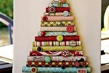 I Love Christmas TREES!! / by Teresia McArthur