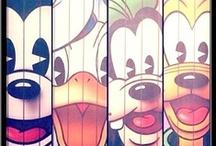 My love for Disney / by Miranda Manhnieo