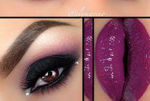 Hair + Nails & Makeup :-) / Hair + Nails & Makeup / by Diana Rivas
