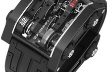 Cool Watches / by Edwin N