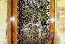 Rustic Wood N Wrought Iron Favorites / Rustic / by Vicki Fuller