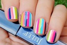 Nail Fashion / Ideas for nail care and design / by Melissa Dawes