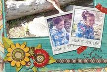 My Digital Layouts / My digital designs using digital scrapbook kits and/or original designs. / by Melissa Dawes