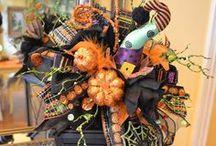 Halloween Inspiration / Brilliant Ideas for Halloween. / by Melissa Dawes