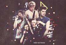♡One Direction♡ / by Sabine Breedt